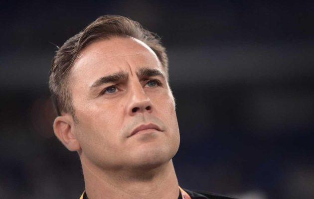 Fabio Cannavaro (ph. Twitter ufficiale)