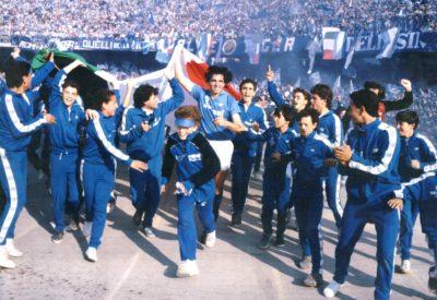 SSC Napoli scudetto (ph. Twitter SSC Napoli)
